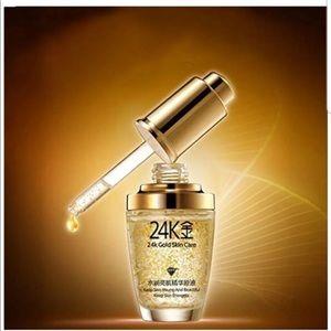 24k skin care serum get supper soft skin 2 pice